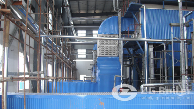 Industrial boilers for apparel industry image