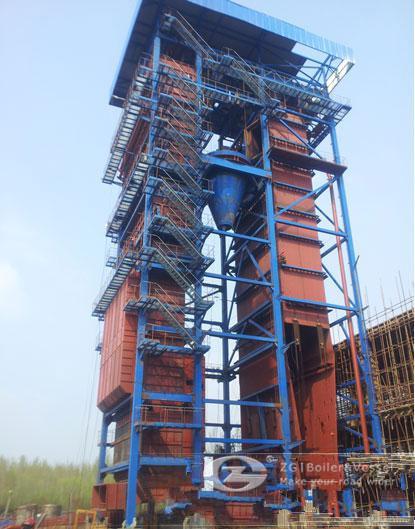 150ton power station boiler