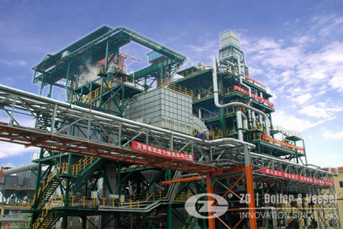 waste heat recovery for industry cogeneration