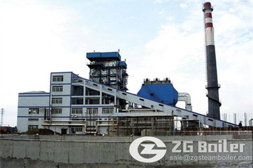Bagasse fired boiler for power plant in Thailand image