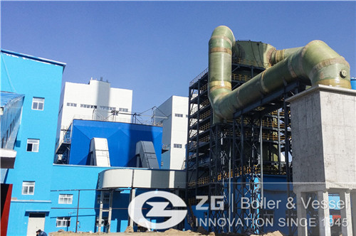 bread factory power generation boiler