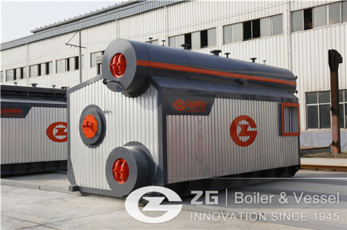 Advantages of water tube boiler image