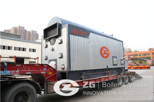 bread factory boiler