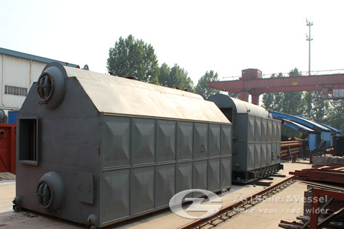 SZL coal fired boiler for sale
