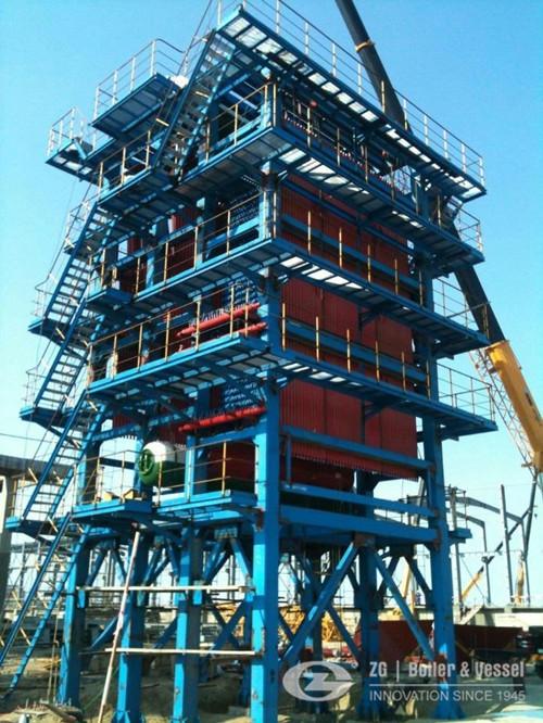 35ton waste heat boilers