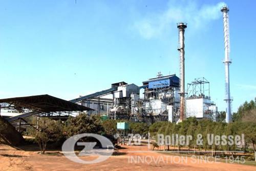 palm oil mill biomass power plant