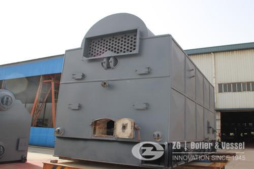 DZL coal fired horizontal boiler