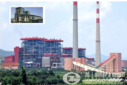 Power plant boiler manufacturers image