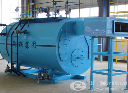 60 bar water tube boiler sale in image