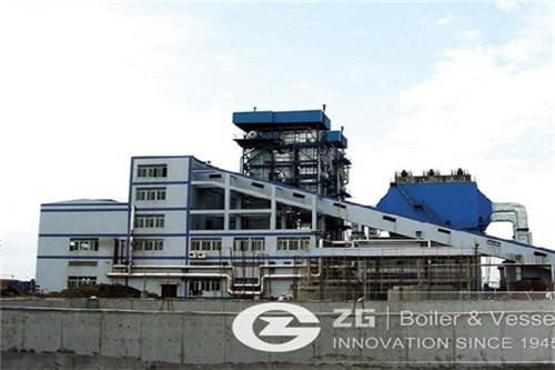 70 ton coal power plant boiler i image
