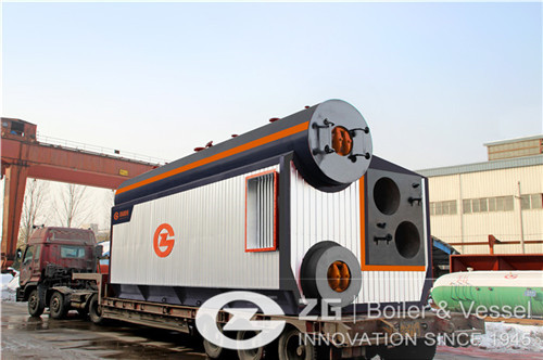 20 ton gas boiler for paper mill