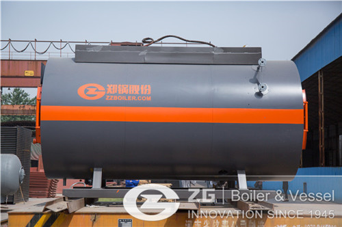 8 ton natural gas boiler for bis image