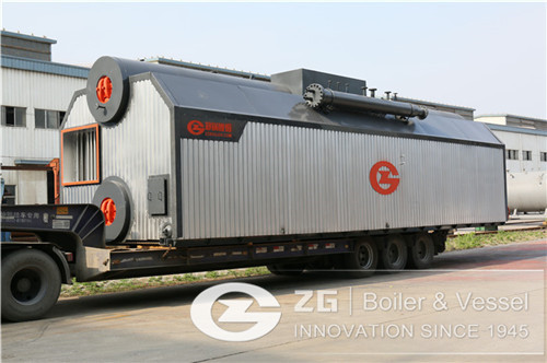 25 ton coal boiler for food fact image