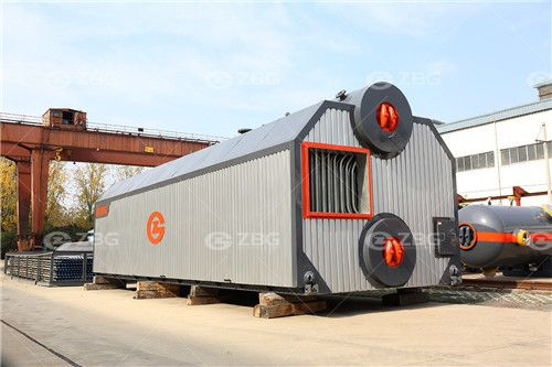 15 ton biomass steam boiler for rice mill image