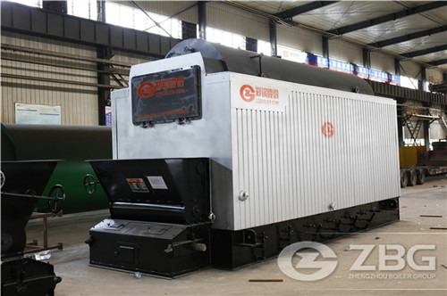 6 tph wood biomass steam boiler for Bangladesh wood processi