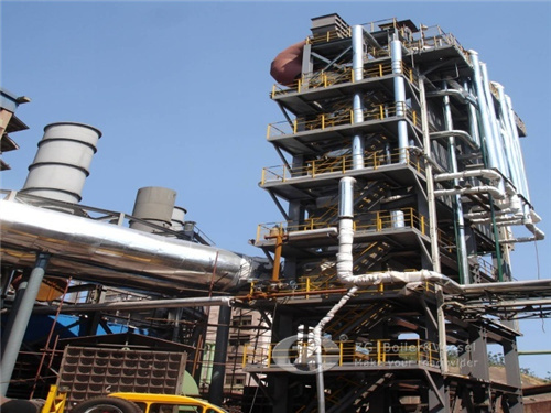 Waste heat recovery boiler image