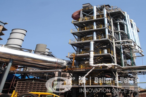 cogeneration CHP unit