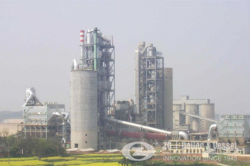 waste heat recovery for global cement plant