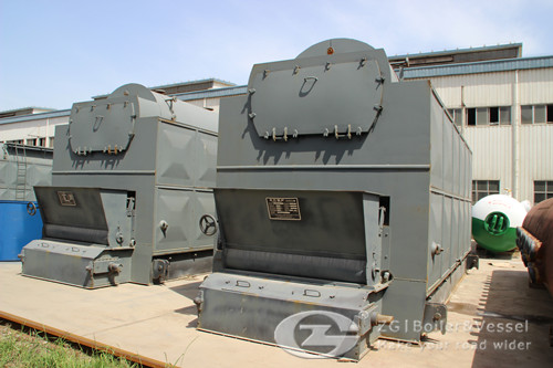 2 ton steam boiler for fishery industry