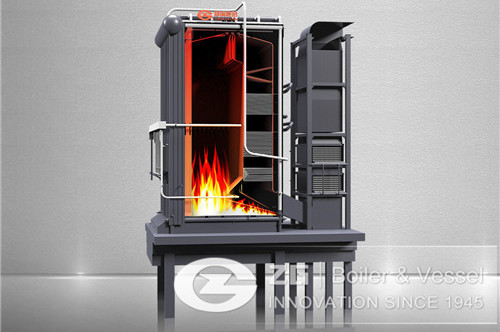coal water tube boiler