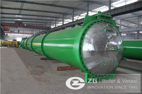 Industry autoclave image