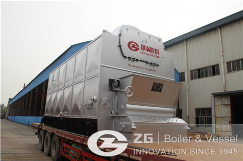 2 tons coal steam boiler