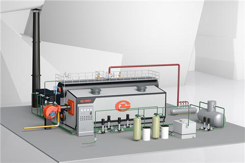 boiler fuel preparation and supply system image