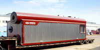 SZS D type firetube horizontal boiler supplier
